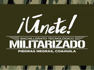 Únete Militarizado